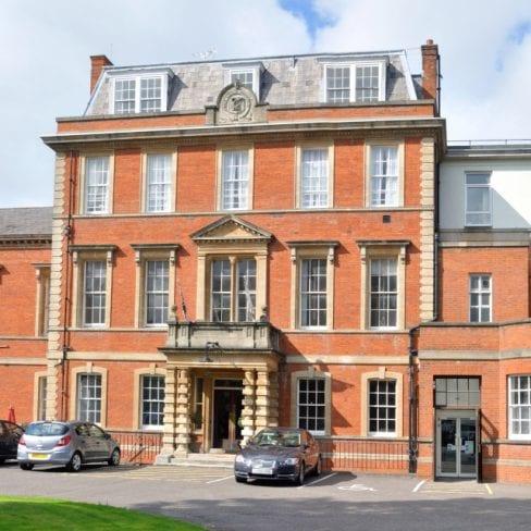 The Royal Buckinghamshire Hospital