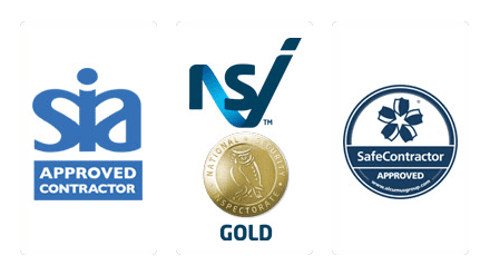 Risk Security Services Accreditations